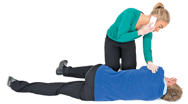 First aid trainers for care workers, staff training courses